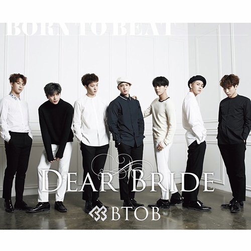 BTOB『DEAR BRIDE』Type-B (Single)