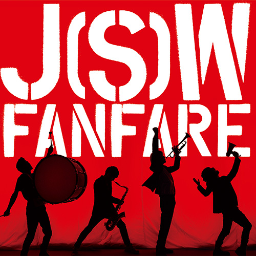 JUN SKY WALKER(S)『FANFARE』 (Album)