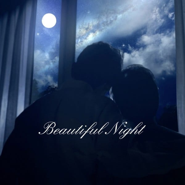 中村泰輔『Beautiful Night』(Digital Single)