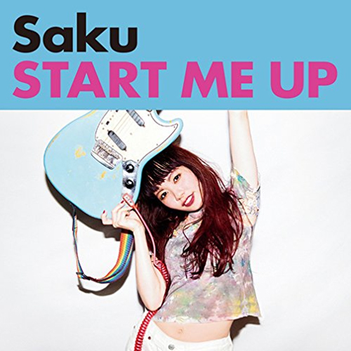 Saku『START ME UP』(Single)