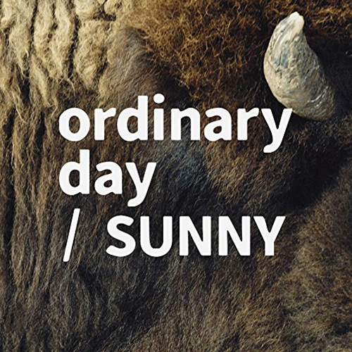 tacica『ordinary day / SUNNY』(Single)